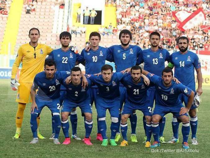 Jelang laga Azerbaijan vs Serbia di Kualifikasi Piala Dunia 2022