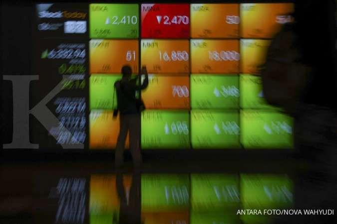 Net sell hampir Rp 1 triliun, asing kabur karena banyak demonstrasi