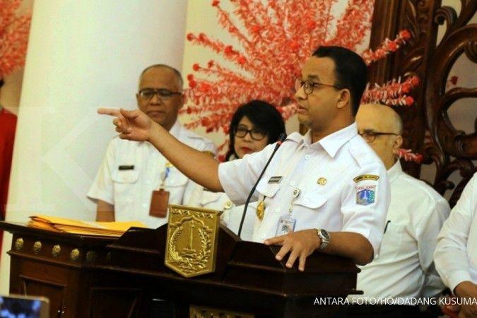 Anies: Pemprov DKI akan periksa aktivitas di kawasan pulau reklamasi
