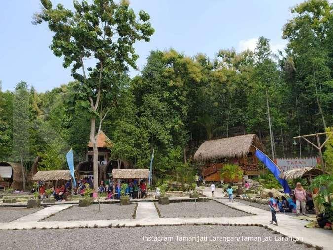 Taman Jati Larangan Bantul