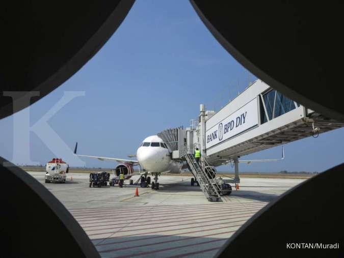 Erupsi Gunung Merapi, operasional bandara Yogyakarta dan Solo tetap berjalan normal