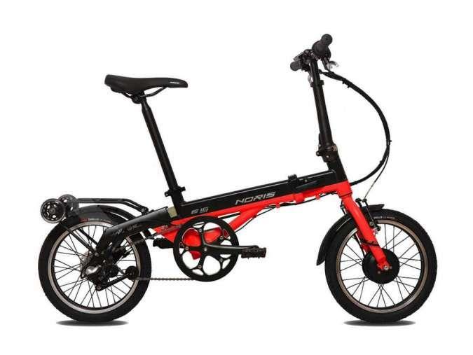 Harga sepeda lipat Pacific Noris E16 e-bike bikin kepala geleng-geleng