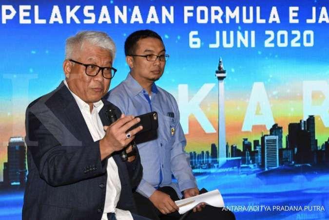 Siap gelar Formula E, Jakpro targetkan pembangunan infrastrukturnya kelar bulan April
