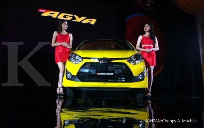 Harga mobil baru LCGC Toyota Agya & Calya di Surabaya mulai Rp 150 jutaan