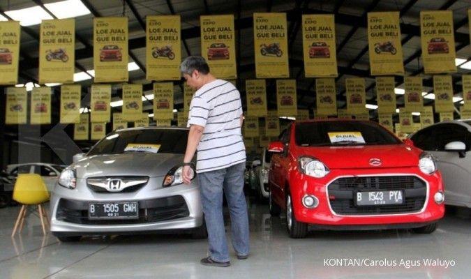 Beragam harga mobil bekas mulai Rp 50 juta jenis hatchback per April 2021