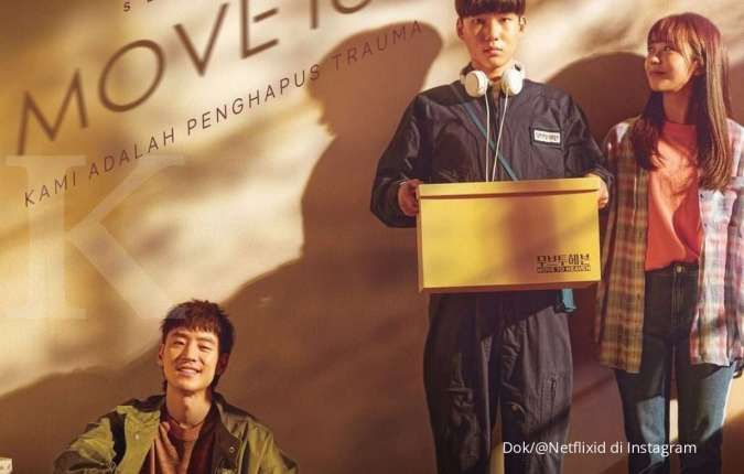 Drama Korea terbaru di Netflix, aktor Lee Je Hoon puji naskah Move to Heaven