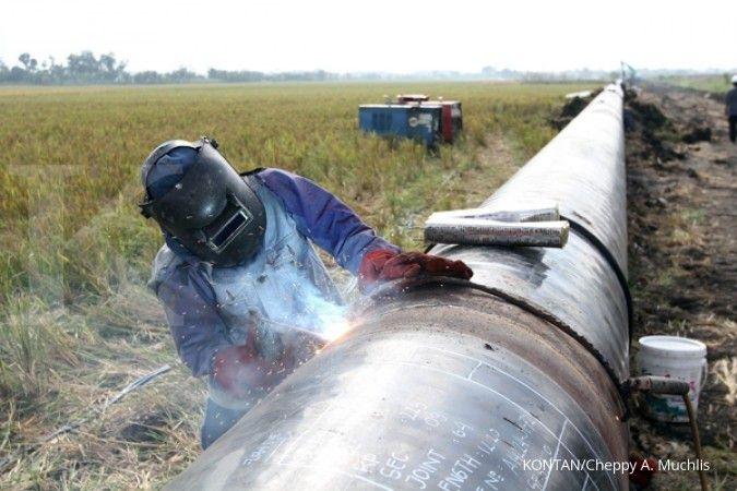 BPH Migas bakal diskusikan nasib proyek pipa Cirebon-Semarang pada pekan ini
