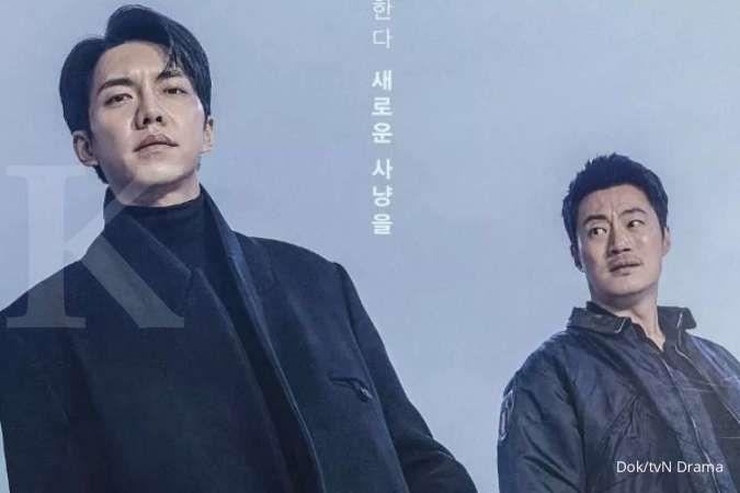 Rating drakor Mouse Lee Seung Gi bersaing dengan 2 drama Korea terbaru di April ini