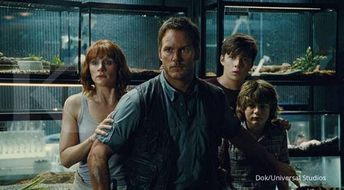 Jika franchise Fast and Furious crossover dengan Jurassic World, ini kata Chris Pratt