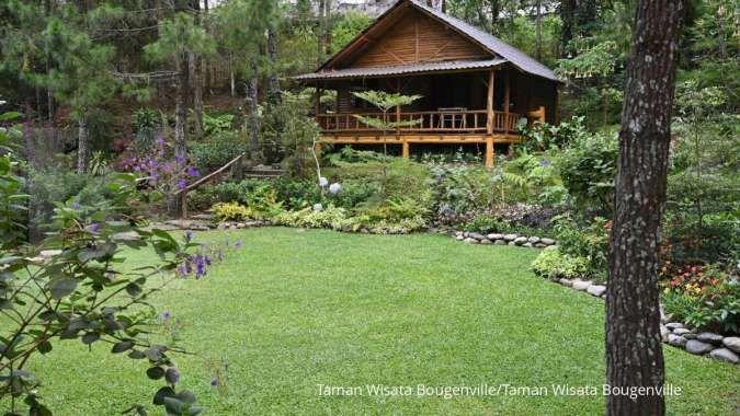 Taman Wisata Bougenville, vila dengan pemandangan alami di Kabupaten Bandung