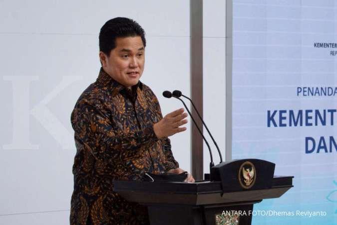 Daftar lengkap relawan dan tim sukses Jokowi di jajaran komisaris BUMN