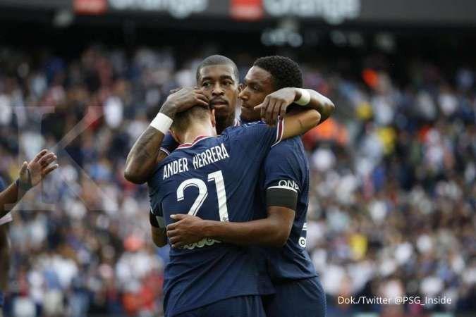 Prediksi Club Brugge vs PSG di Liga Champions: Les Parisiens tantang The Blue Black