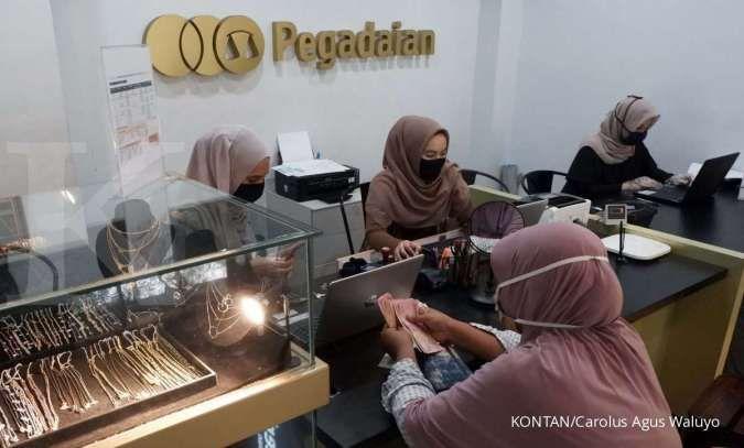 Garap digital lending, Pegadaian fokus jaga kualitas aset pinjaman di masa pandemi
