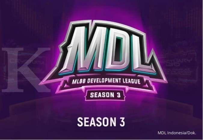 Kompetisi Mobile Legends MDL Season 3