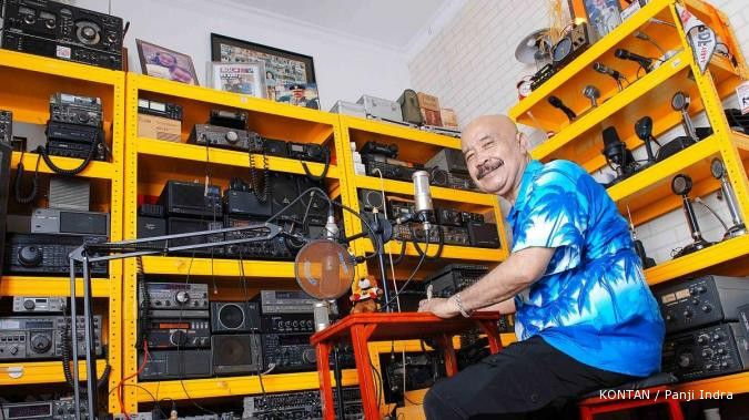Radio amatir: Komunikasi, komunitas, bencana
