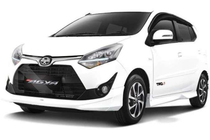 Bersahabat, harga mobil bekas Toyota Agya tahun muda hanya dari Rp 90 juta