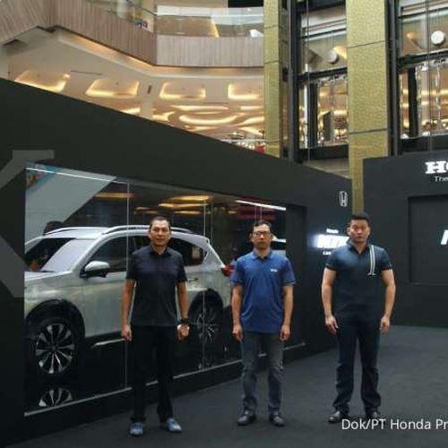 Honda Gelar Roadshow Mobil Konsep N7X, Bandung Menjadi Kota Pertama yang Disambangi