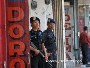 Polisi buru lima otak pelaku perampokan CIMB-Niaga