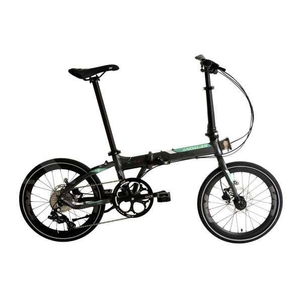 Edisi spesial, harga sepeda lipat Foldx 9 Andalas dibanderol murah meriah