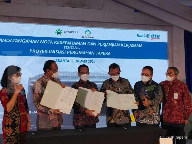 BP Tapera, BTN, dan Perumnas berkolaborasi beri kemudahan untuk memiliki rumah