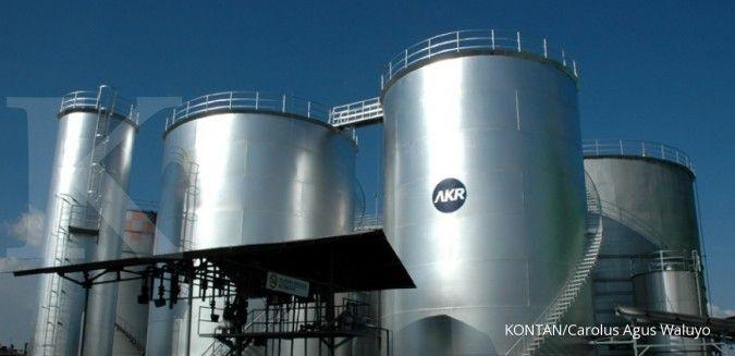 AKR Corporindo (AKRA) siap pasok pelumas ke industri pertambangan