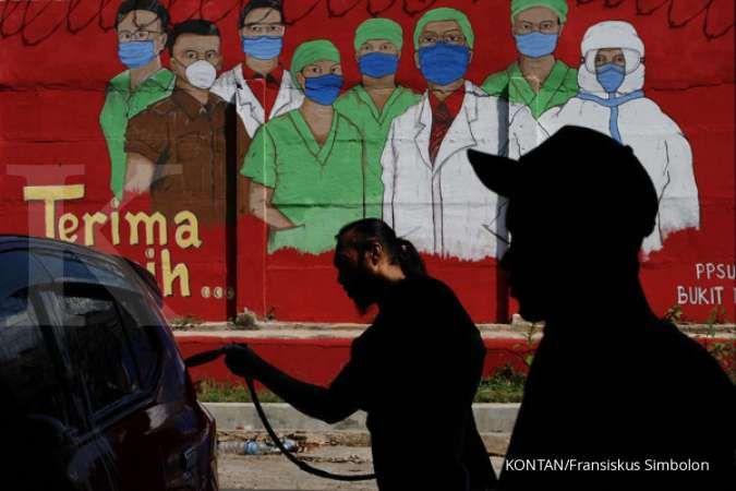 UPDATE Corona Indonesia, Senin (22/2): Tambah 10.180 kasus baru, ingat pakai masker