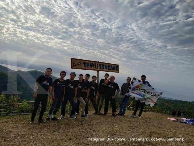 Bukit Sewu Sambang, tempat wisata yang menawarkan keindahan panorama alam Banyuwangi