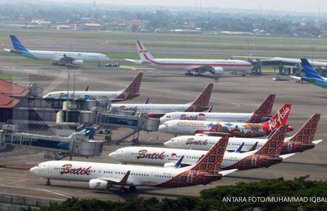 Angkasa Pura I catat trafik penumpang di bandara H+3 Lebaran masih mini