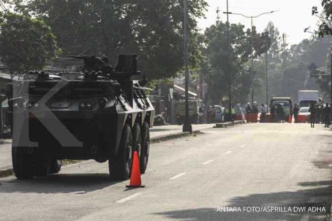 PPKM level 4 berlaku, ini aturan terbaru keluar masuk Jakarta