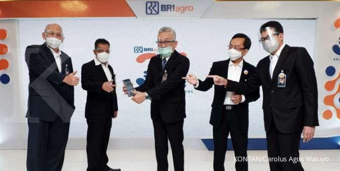 Rayakan HUT ke-31, BRI Agro luncurkan produk digital