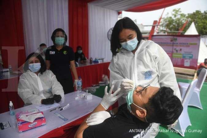 Inilah risiko melakukan tes swab / rapid test antigen sendiri, bisa pendarahan