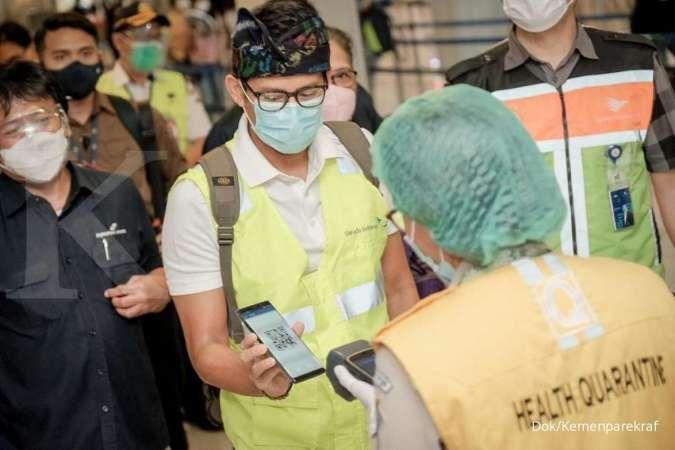 Sandiaga Uno: Pemulihan sektor pariwisata tak perlu tunggu vaksin corona