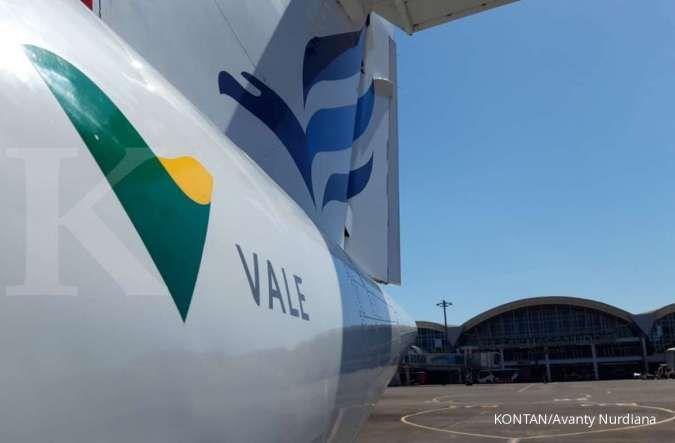 Produksi nikel Vale Indonesia (INCO) menurun 14% di kuartal pertama 2021