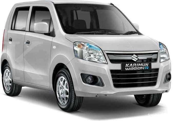 Harga mobil baru murah Suzuki Karimun Wagon R