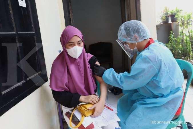 DPR himbau seluruh komponen terlibat dalam percepatan vaksinasi