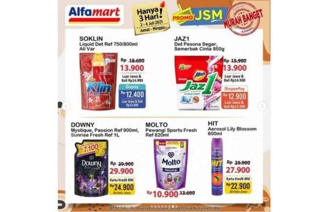 Promo JSM Alfamart 2-4 Juli 2021