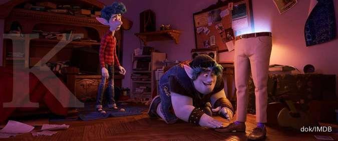Film Onward duduki posisi pertama di tangga film box office