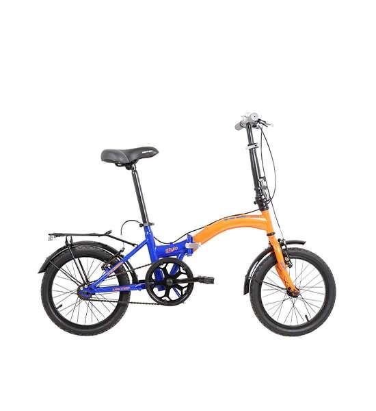 Cocok dipakai sehari-hari, harga sepeda lipat United Stylo 16