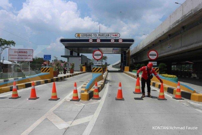 Empat ruas jalan tol Trans Sumatera ditargetkan rampung tahun ini