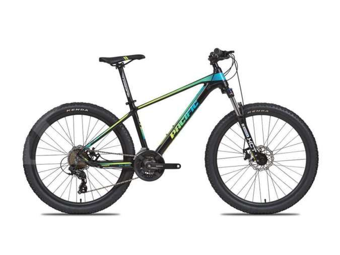 Dibanderol terjangkau, intip harga sepeda gunung Pacific Tranzline X6