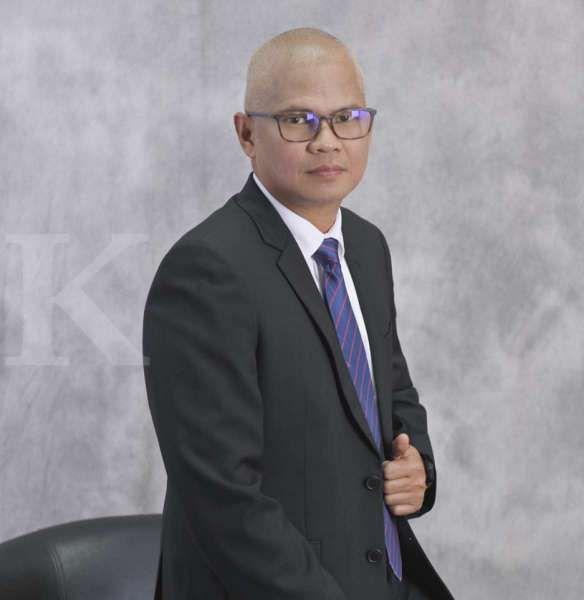 Direktur Utama Transkon Jaya (TRJA) Lexi Roland Rompas pilih investasi minim risiko