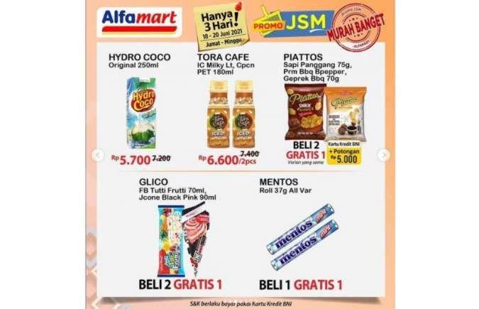 Promo JSM Alfamart 18-20 Juni 2021