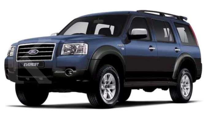 Harga mobil bekas Ford Everest hanya dari Rp 60 juta, sudah bersahat per Mei 2021