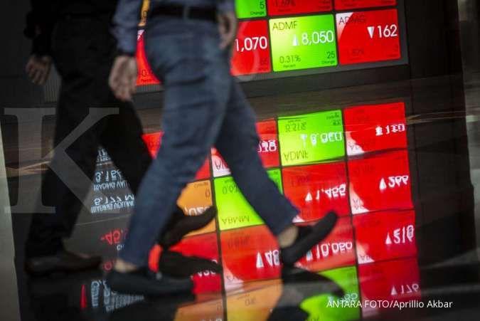 Asing catat net buy Rp 179 miliar, saham-saham ini paling banyak dikoleksi kemarin