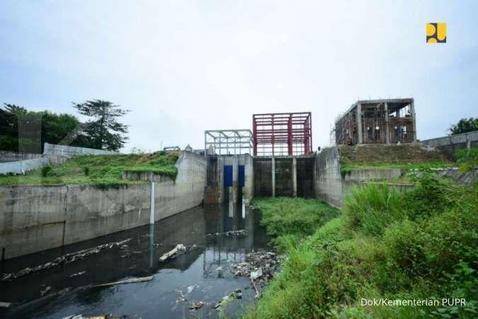 Progres capai 68%, pembangunan pintu air Demangan Baru ditarget rampung akhir 2021