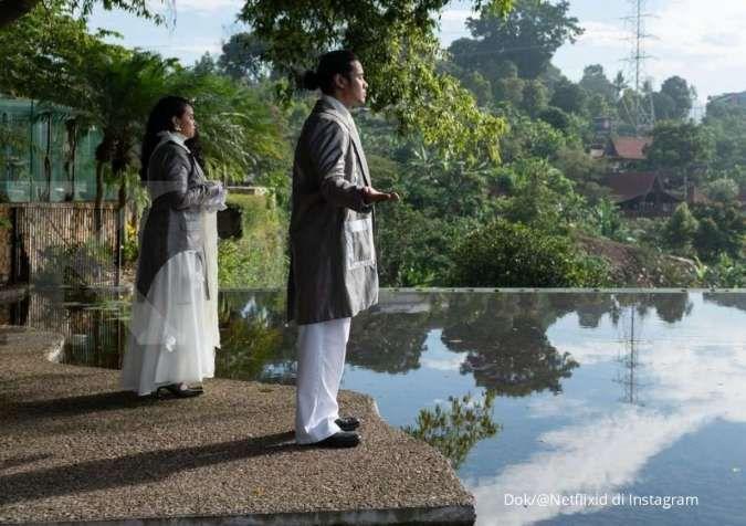 Film Indonesia terbaru A World Without di Netflix.