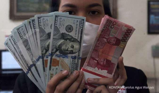 Kurs pajak hari ini 9-15 September 2020, rupiah melemah terhadap dollar AS