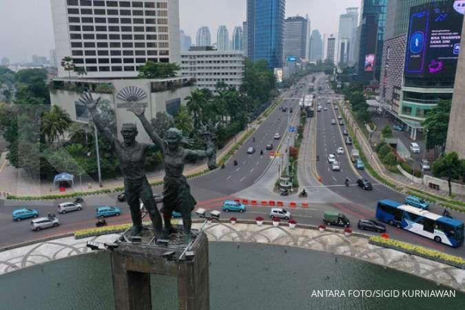 Ada aksi 1812, inilah rencana pengalihan arus lalu lintas di sekitar Jakarta Pusat