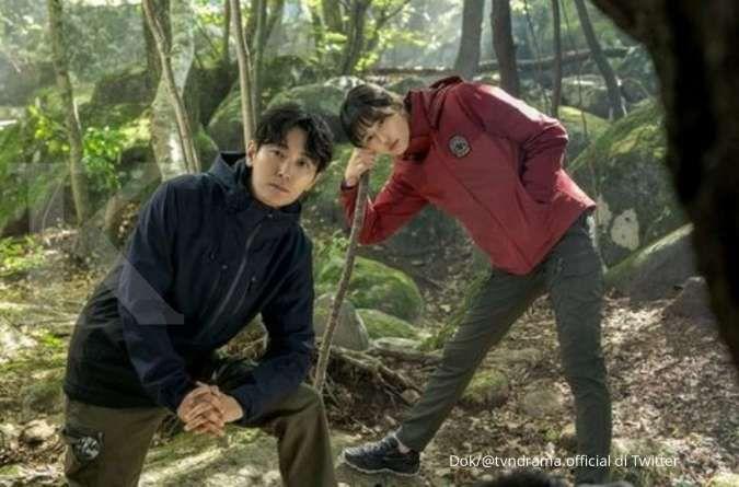 Drama Korea terbaru Mount Jiri dari penulis Kingdom di Netflix.