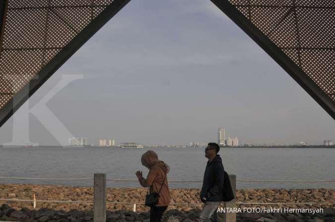 Pembangunan properti di Pulau KITA dan Maju bisa untungkan ekonomi DKI
